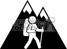 Hiking Clip Art Photos Vector Clipart Royalty Free Images 1