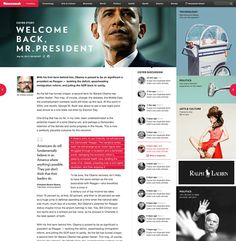 Inspiring Web Designs   From up North