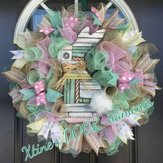 Hey, I found this really awesome Etsy listing at https://www.etsy.com/listing/226458560/easter-wreath-easter-bunny-wreath-spring