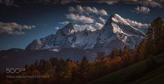 WATZMANN  by georghaaser