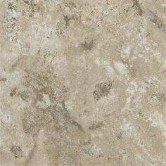 Armstrong, 12 in. x 12 in. Peel and Stick Travertine Bisque Vinyl Tile (30 sq. ft. /Case), A4235 at The Home Depot - Mobile