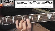 ★Zwei krasse Übungen für mehr SCHNELLIGKEIT bei Solo´s und Lead Gitarre ...