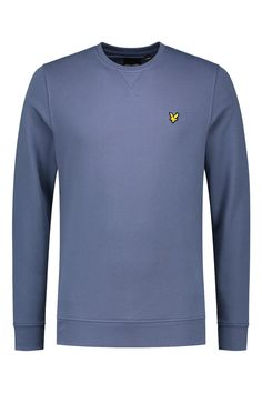 Lyle and Scott Crewneck Sweater Pink Shadow ML424VTR Z463