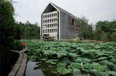 Biblioteca e Instituto de Bellas Artes de Sichuan / TANGHUA ARCHITECT & ASSOCIATES