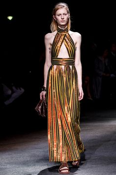 UNGER-FASHION.COM ♥ Givenchy Spring 2014 #PFW