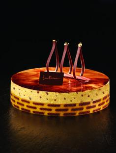 Semifreddo Zabaione e Cioccolato by Iginio Massari...