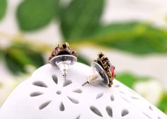 Special Ladybird Stud Earrings
