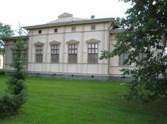 #Rakennuskulttuurikeskus Herrala, www.jannevirtanen.fi Cottage, Mansions, House Styles, Nature, Design, Home Decor, Historia, Naturaleza, Decoration Home