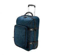 Kabin bőrönd kerekekkel/KIMOOD JAP CABIN SIZE TROLLEY