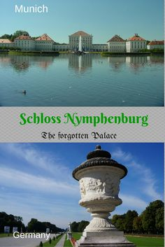 Nymphenburg Palace is located In Munich Germany. its a beautiful palace in the city and is wll worth going to see