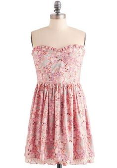Guess who just got the Summery Situation Dress?!!