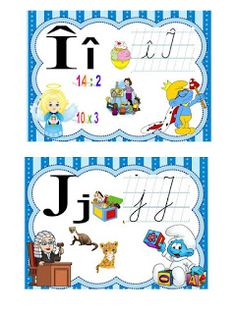 S.T.R.U.M.F.: Alfabetul strumfilor Medan, Alice In Wonderland Party, Classroom Decor, Cos, Montessori