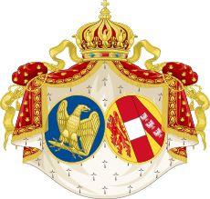 Blason de Marie-Louise d'Autriche, Impératrice des Français.svg