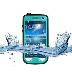 Samsung Galaxy S4 Mini Case, LERBO Waterproof Shockproof Durable Full Sealed Protection Case Cover for Samsung Galaxy S4 Mini(Light Blue), http://www.amazon.com/dp/B00NZVIPV2/ref=cm_sw_r_pi_awdm_JDTzub0RMQZQ9