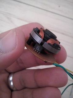 Picture of Winding Soldering