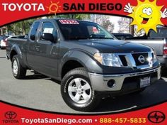 San Diego-used-cars-for-sale | 2011 Nissan Frontier SV | http://sandiegousedcarsforsale.com/dealership-car/2011-nissan-frontier-sv #San_Diego_cars