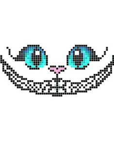 Stickaz - Cat with big blue eyes & happy smile