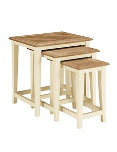 Greenwich Nest of Tables | M&S