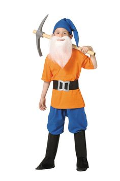 Disfraces Infantiles de #enanitos
