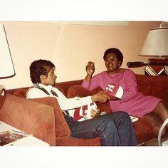 Jackson Family Rarities✌ @jackson.rare Encino, Sep 1983....Instagram photo   Websta (Webstagram)