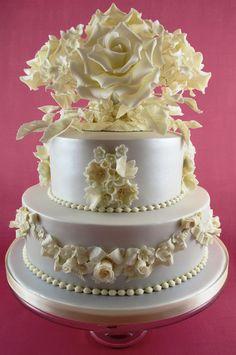 Vintage Wedding Cake 2
