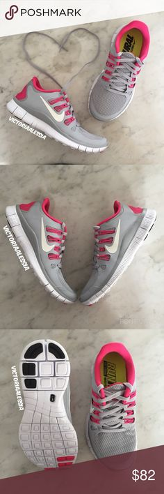 🌸SALE🌸 Women's Nike Free 5.0 🌸 Brand New with original box! THEY DONT MAKE THESE ANYMORE!! This winning combination of cushioning and natural motion is back and better than ever. Set yourself free with this lightweight fit and extremely flexible ride. !! (No trades) Nike Shoes Sneakers