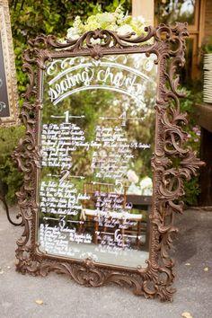 Las ideas más asombrosas para decorar tu boda con espejos: Refleja tu buen gusto Image: 9