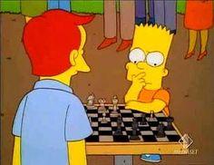 Simpsons Chess | CitaScacchi #Chess #Scacchi #TheSimpsons #ISimpson