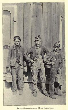 Three Generations of Mine Employees