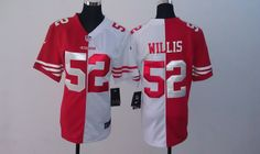 NFL Jerseys Online - davis white ladies jerseys | San Francisco 49ers Fans Club ...