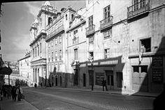 Lisboa de Antigamente: Igreja de Santa Catarina, Convento dos Paulistas