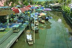 Feeling run down by Bangkok's traffic, noise, and pollution? Take a jaunt just across the river to Bang Krachao, the city's open green space, and not only rejuvenate, but discover one of the City of Angel's best kept tourist secrets