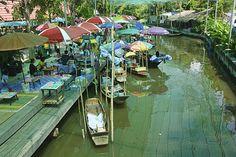 Marché de Bang Kachao