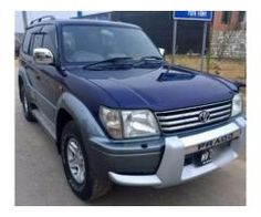 Prado Scratch Less Body Genuine Condition Latest Features Sale In Islamabad