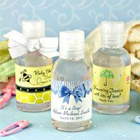 Baby Shower Hand Sanitizer Favors Personalized Tippytoad Com
