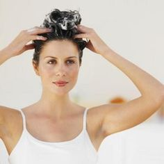 How Do I Naturally Remove Chlorine From My Hair?............  Use Club Soda or Baking Soda