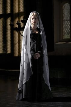 Jane Seymour (as spirit) as seen in the show The Tudors