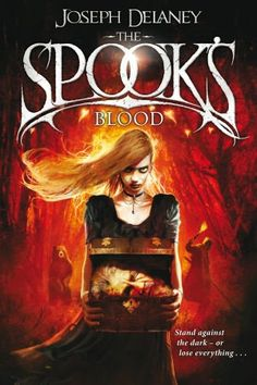 The Spook's Blood by Joseph Delaney