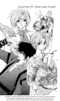 Akatsuki no Yona 19: Here and There at MangaFox.me