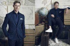 MJ Bale Autumn/Winter 2014 Advertising Campaign | FashionBeans.com