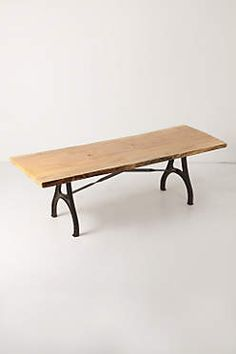 lovely plank table