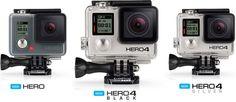 GoPro lança nova linha de câmeras - http://showmetech.band.uol.com.br/gopro-lanca-nova-linha-de-cameras/