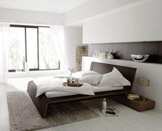 La cama AURA por Martin Ballendat