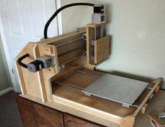 Hobby CNC Machine