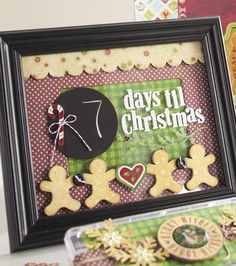 day's till Christmas - very cute!