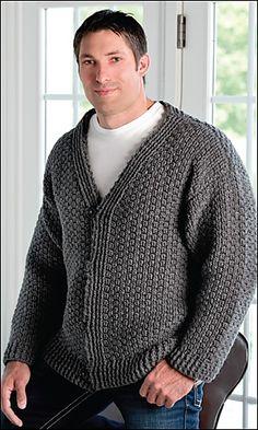 Mill Creek Crochet Cardigan