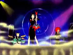The Hex Girls from Scooby-Doo