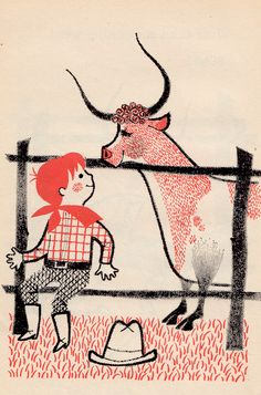 The Clumsy Cowboy by Jean Bethell, illustrated by Shel & Jan Haber