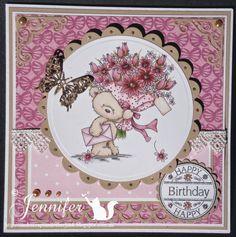 3694486721b6 De 16 beste bildene for Things made with Kreativ hobby stamps ...