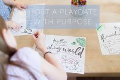 We think summer is the perfect time to get kids involved in a Noonday Trunk Show! We're sharing tips for hosting a Playdate with a Purpose on our blog.